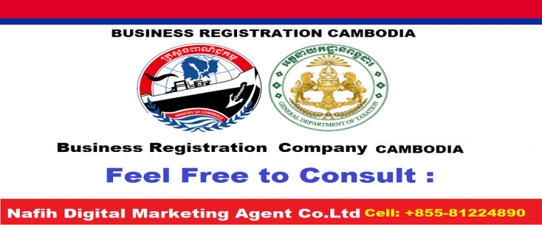 BUSINESS REGISTRATION IN CAMBODIA 2020