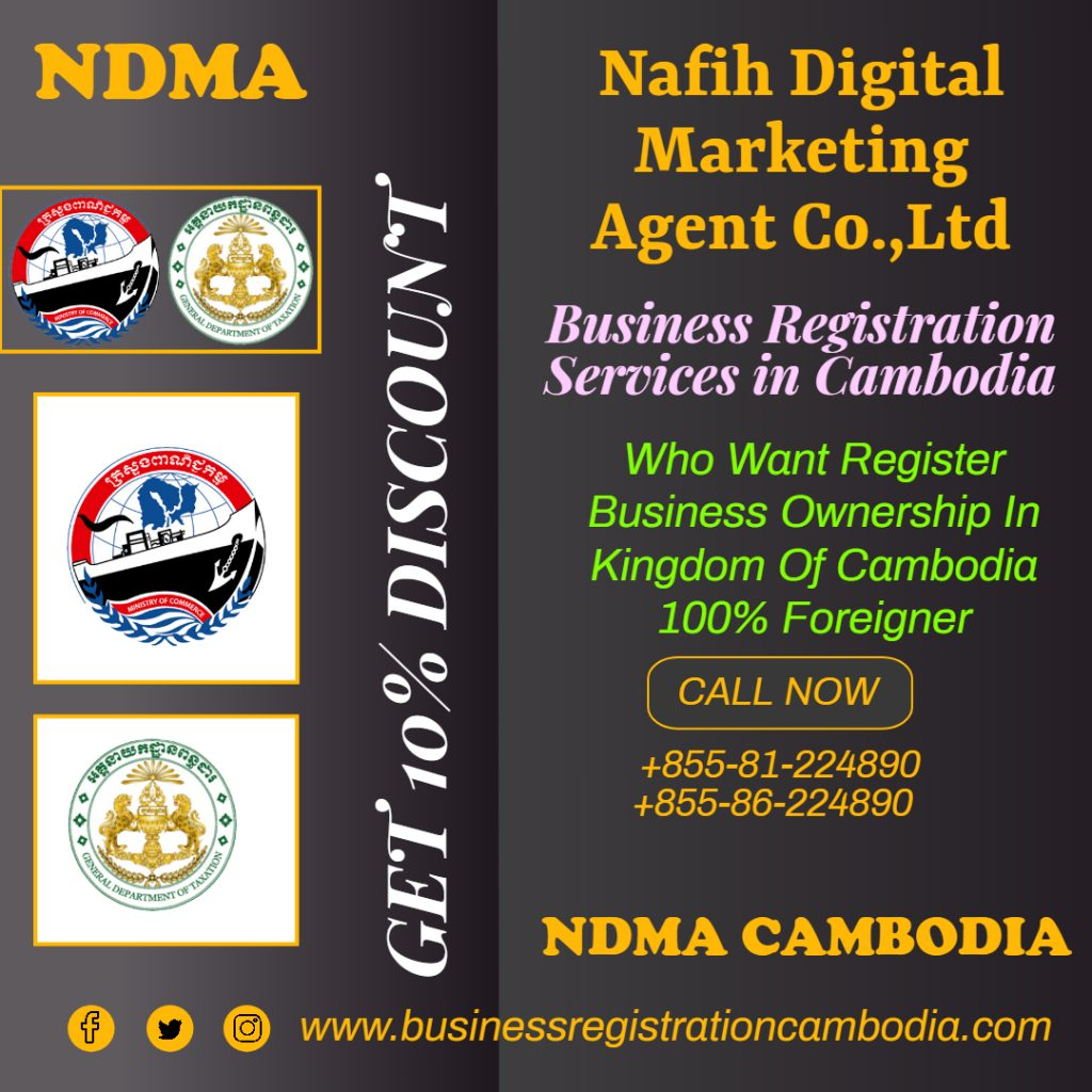 Business Registration Services in Cambodia